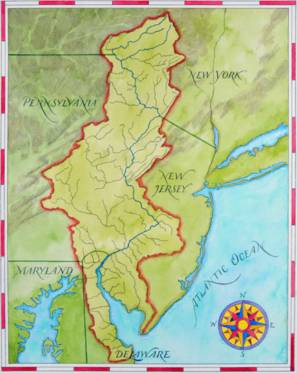 The Delaware River Watershed