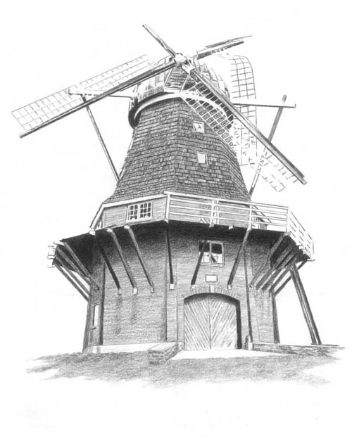 Volendam Windmill Museum (closed)