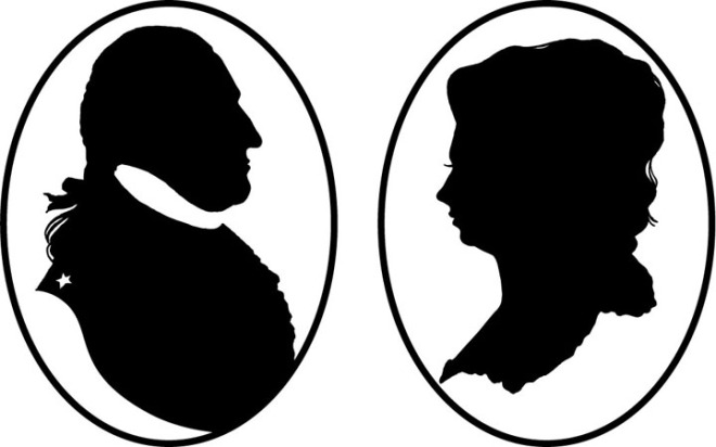 General Benedict Arnold and Peggy Shippen Arnold