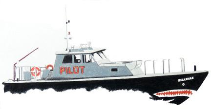 Delaware Bay Pilot Boat